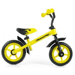 Dragon - balance bike - yellow