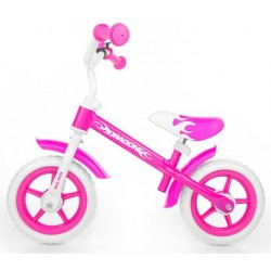 Dragon - balance bike - pink