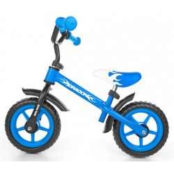 Dragon - balance bike - blue