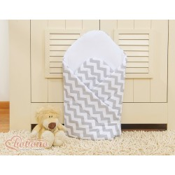 Baby Swaddle Wrap Chevron