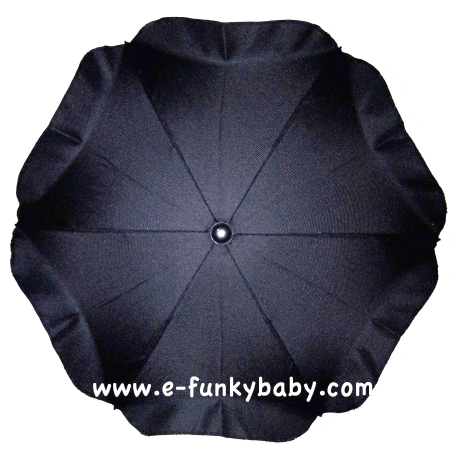 Umbrella for stroller Black