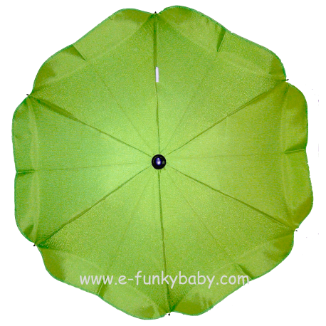 Umbrella for stroller Green