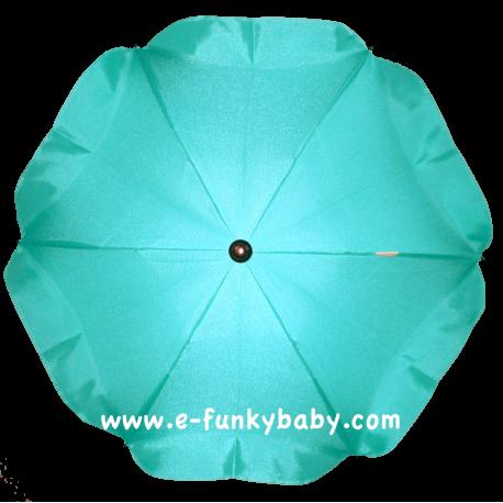Umbrella for stroller Turquoise