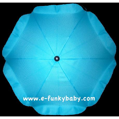 Umbrella for stroller Blue