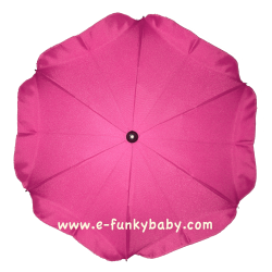 Umbrella for stroller Pink