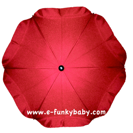 Umbrella for stroller Red