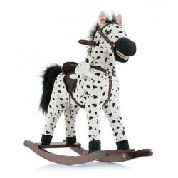 Rocking horse Mustang
