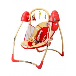 Swing electric automatic BEAUTY red
