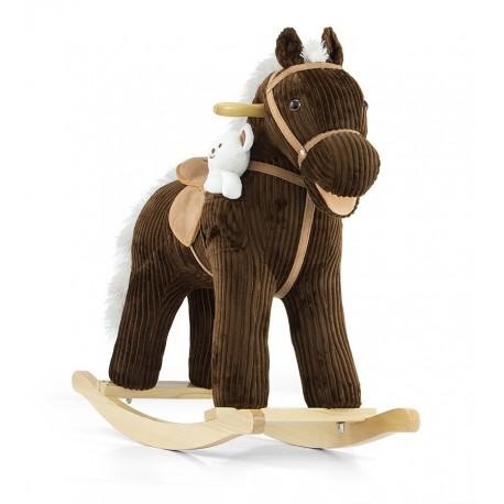 Rocking horse Pony brown