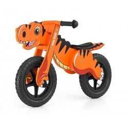 Dino orange - balance running bike