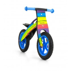 King Rainbow - balance running bike