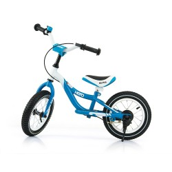 Hero - balance bike with brake - turquoise