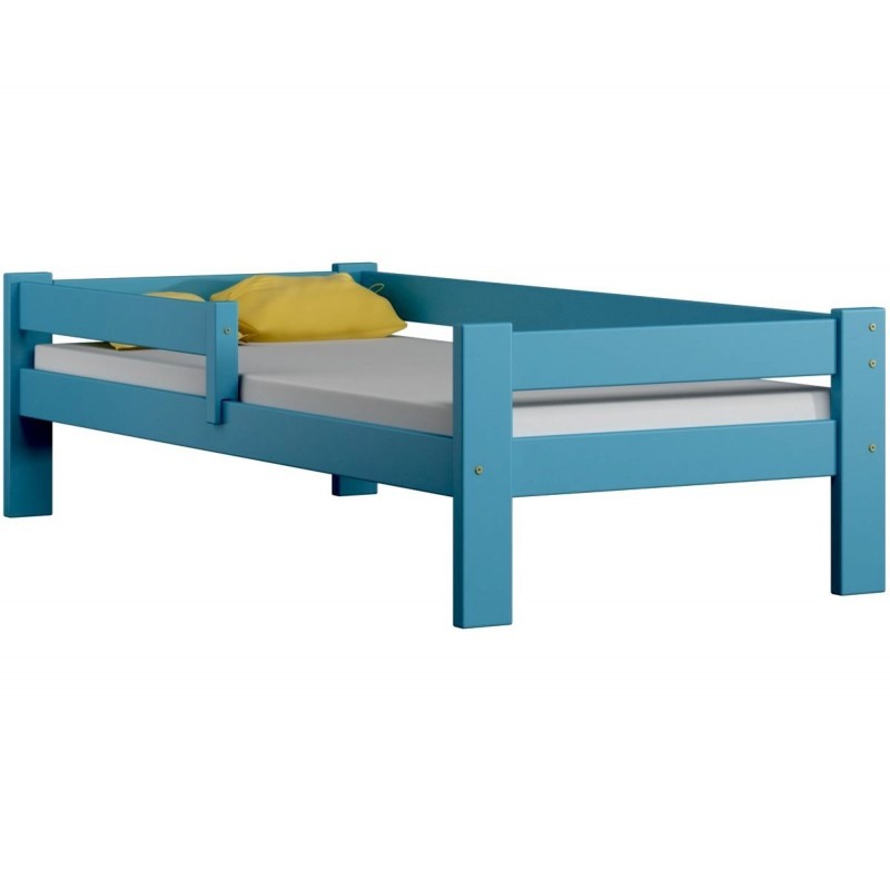 Solid Pine Wood Junior Daybed Dino 180x80 Cm Junior Beds