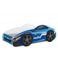 Racing Car junior bed 140x70 cm