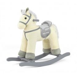 Rocking horse Pepe beige