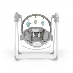 Swing and Bouncer 2 in 1 Sweet Dreams gray